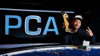 David Chino Rheem gewinnt den PCA Main Event