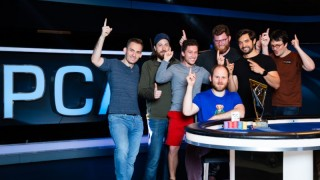 Sam Greenwood gewinnt das 100k Super Highroller Event