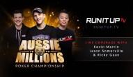 Aussie Millions Livestream