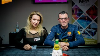 Die Gewinner des King's Bounty Side Event
