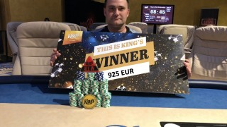 Der Gewinner des King's Big Wednesday