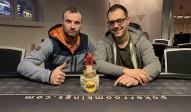 Stefan Makoviny (SVK) & Renato Gerwien (GER)