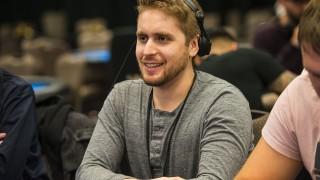 Ben Wilinofsky ist Chipleader nach Tag 1