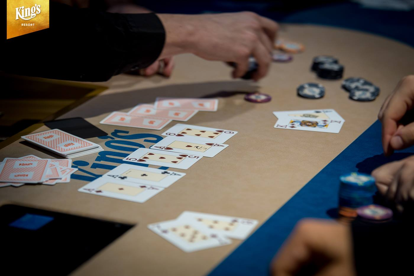 18.03.2019 WSOP Circuit Lucky 7s Event - Day 1B [RING][#2]_3