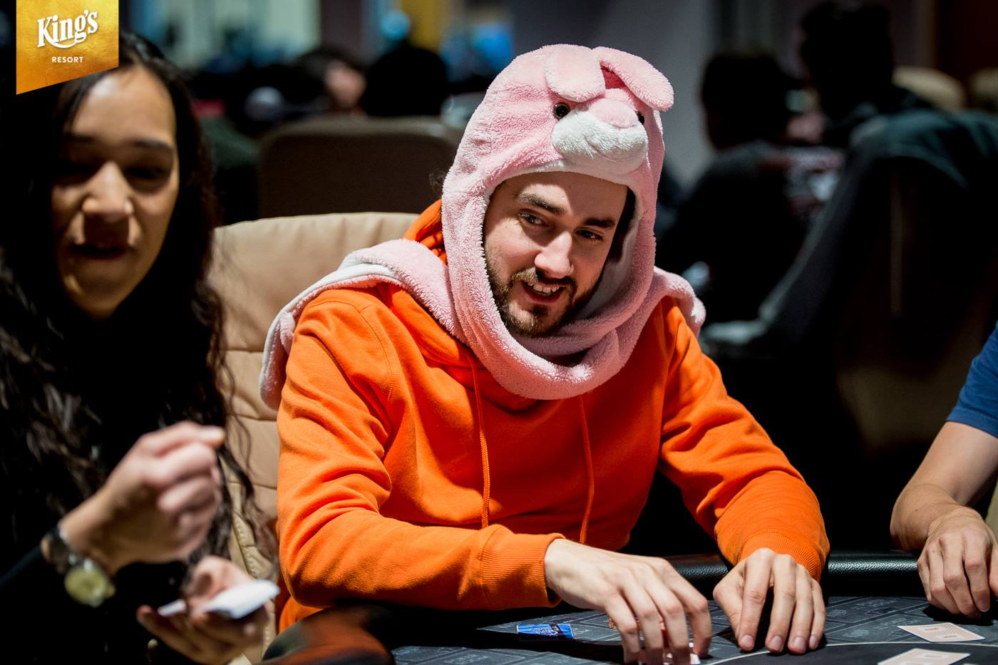 19.03.2019 WSOP Circuit Lucky 7s Event - Day 2 [RING][#2]