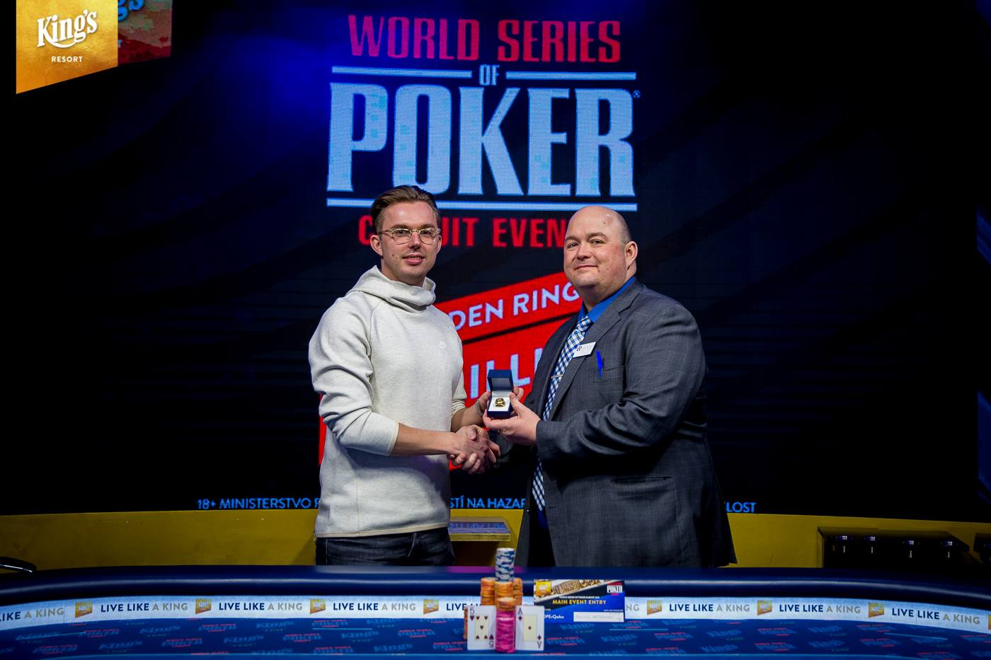 19.03.2019 WSOP Circuit Lucky 7s Event - Day 2 [RING][#2]_2