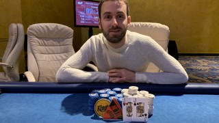 19.3.2019 NLH Daily Turbo Tournament winner