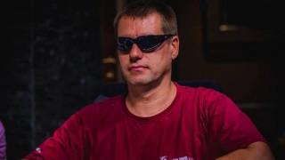 Overall-Chipleader Pavol Szetei (SVK)
