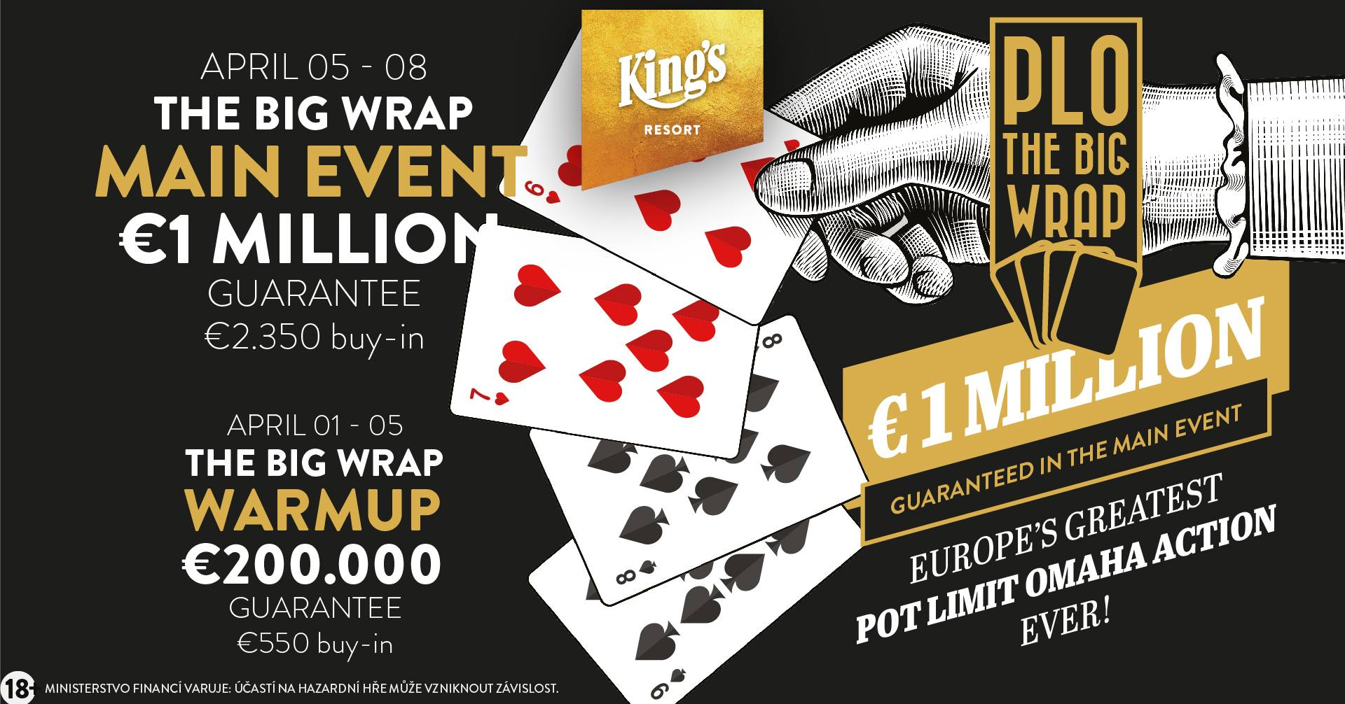 The Big Wrap PLO