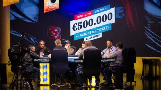 15.4.2019 Czech Poker Masters - Day 1B - 002