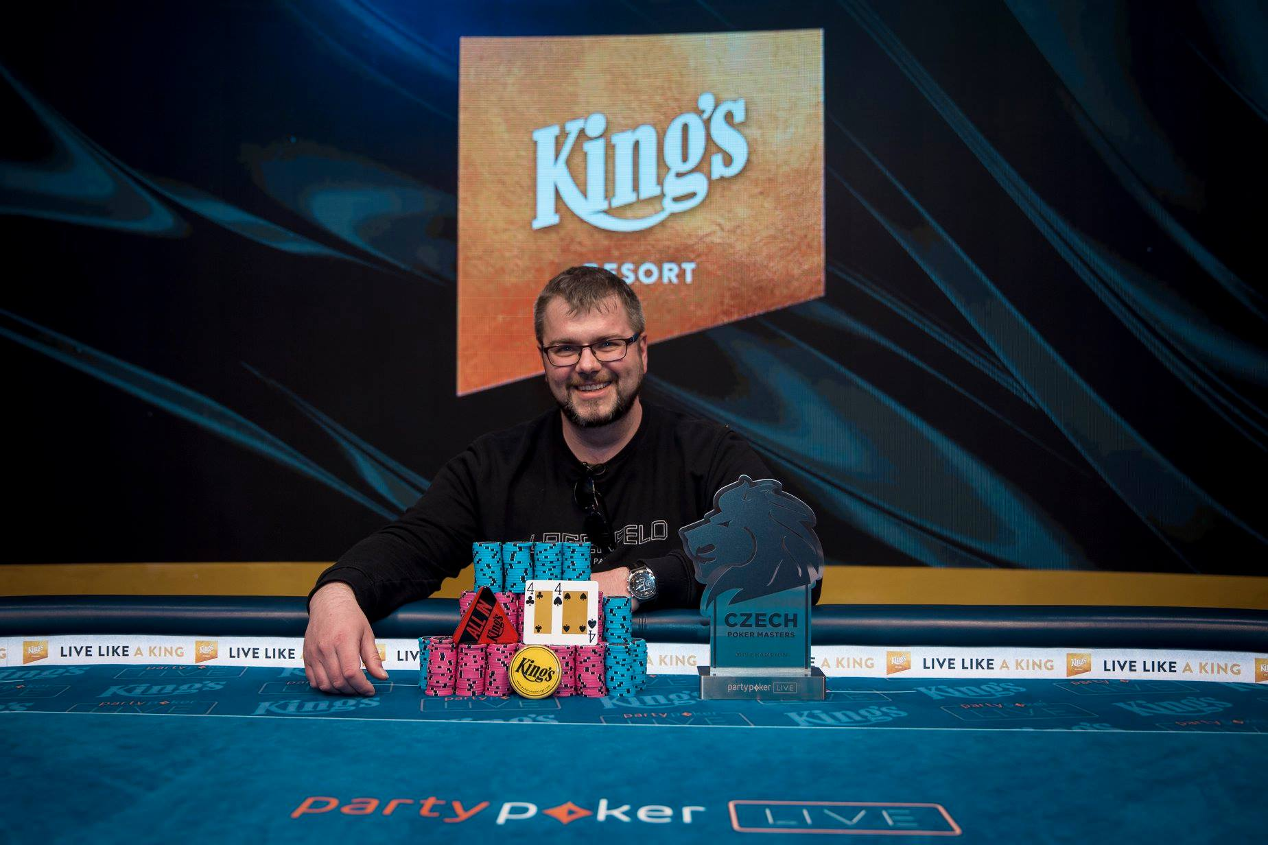 22.4.2019 Czech Poker Masters - Final Day - 007