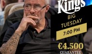 23.4. Kings BIG tuesday