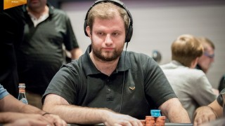 Chipleader Daniel Smiljkovic (GER)