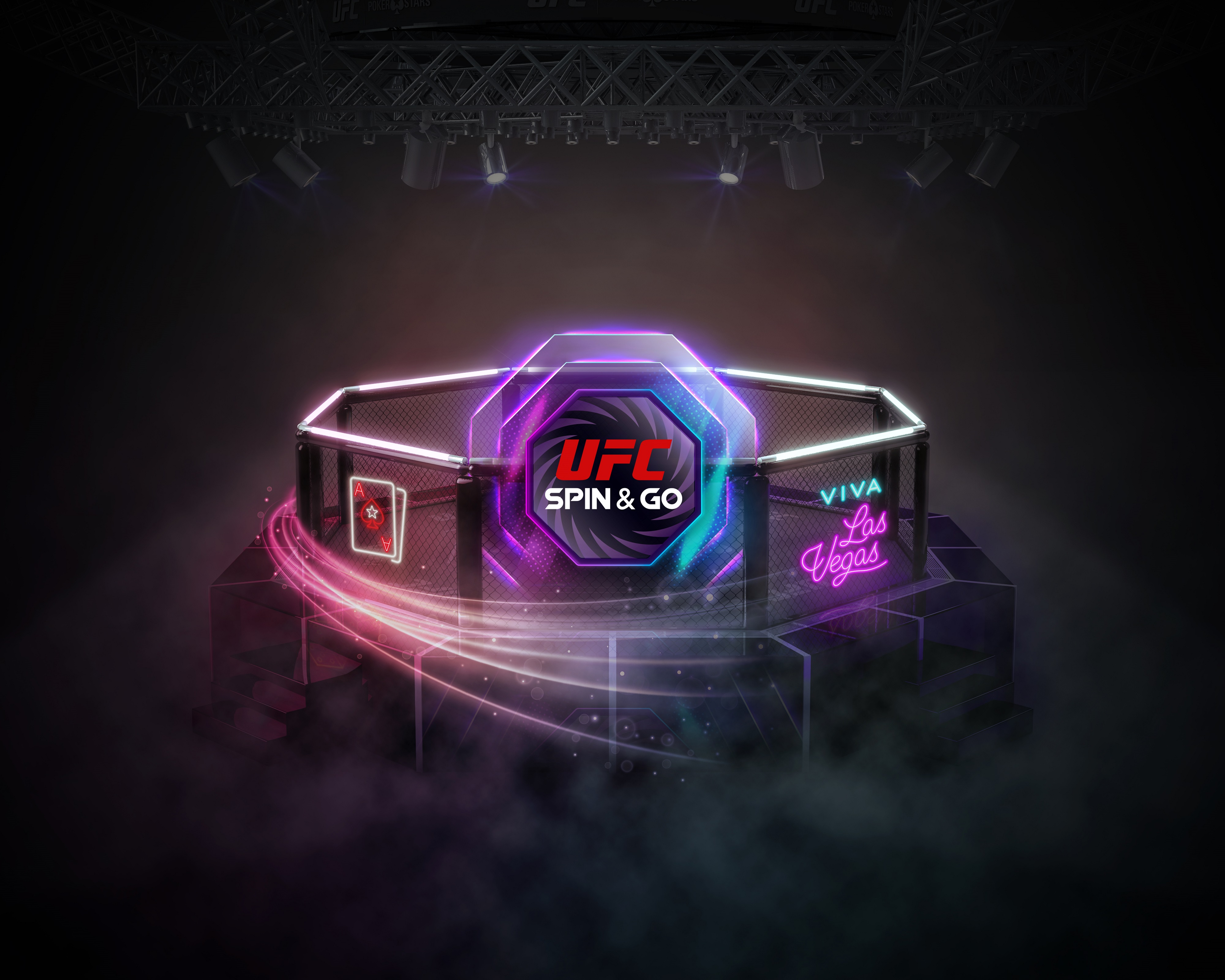PokerStars and UFC Spin & Go's