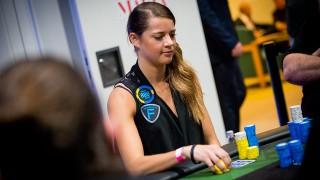 Sofia Lövgren mischt noch mit