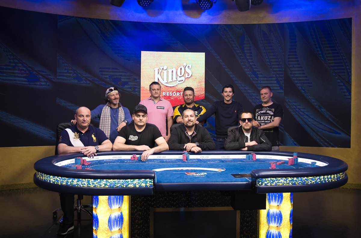 13.5.2019 Partypoker Grand Prix Germany TOP9