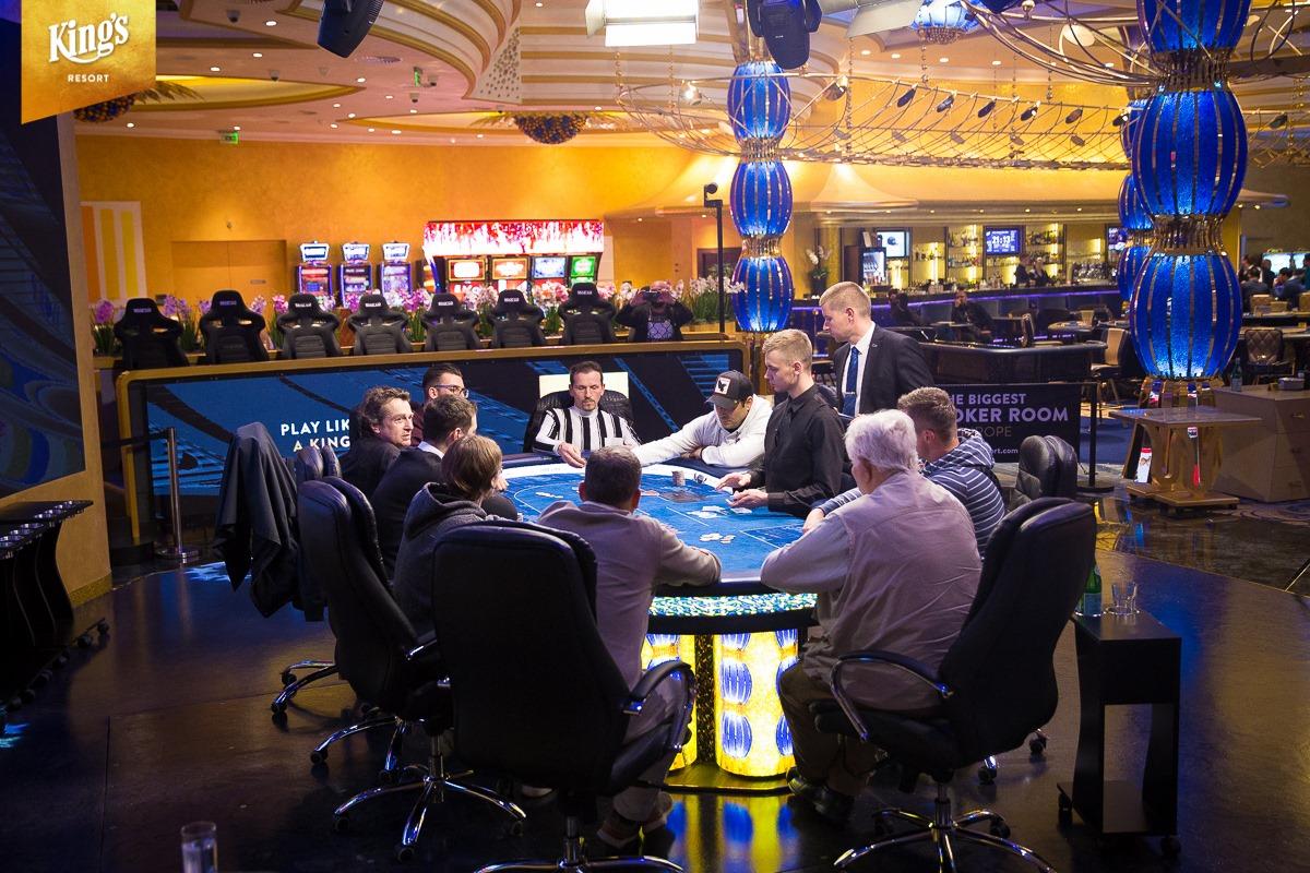 27.5 Italian Poker Sport ME