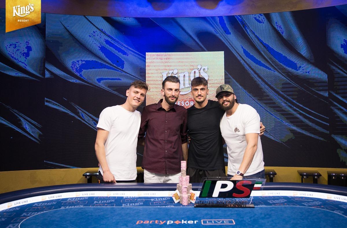 27.5. Italian Poker Sport ME