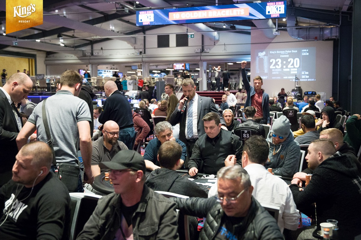 30.05.2019 King's German Poker Days Warm Up Final Day
