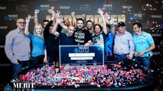 Andreas Christoforou  heißt der Sieger bei den Merit Poker Classic