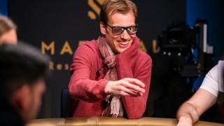 Nach seinem Cash bei Event 2 will Christoph Vogelsang dieses Mal noch höher hinaus