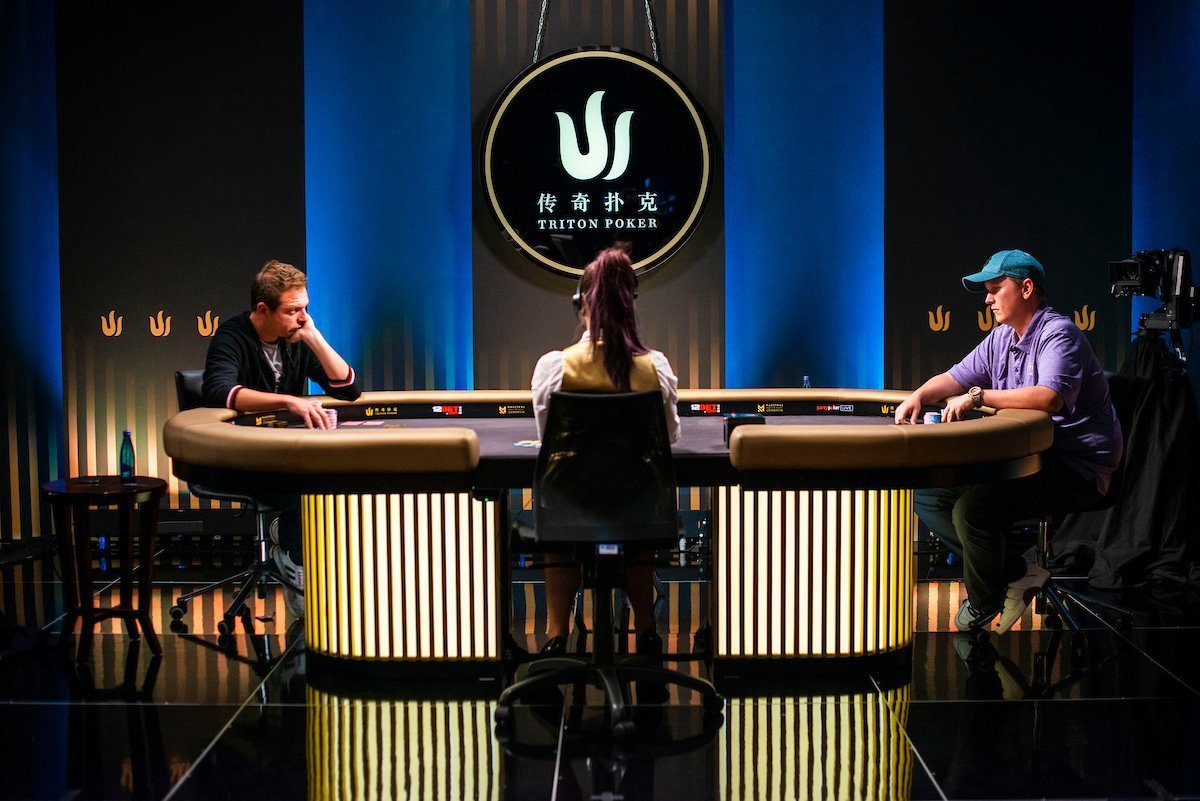 2019 Triton Super High Roller Series Montenegro
