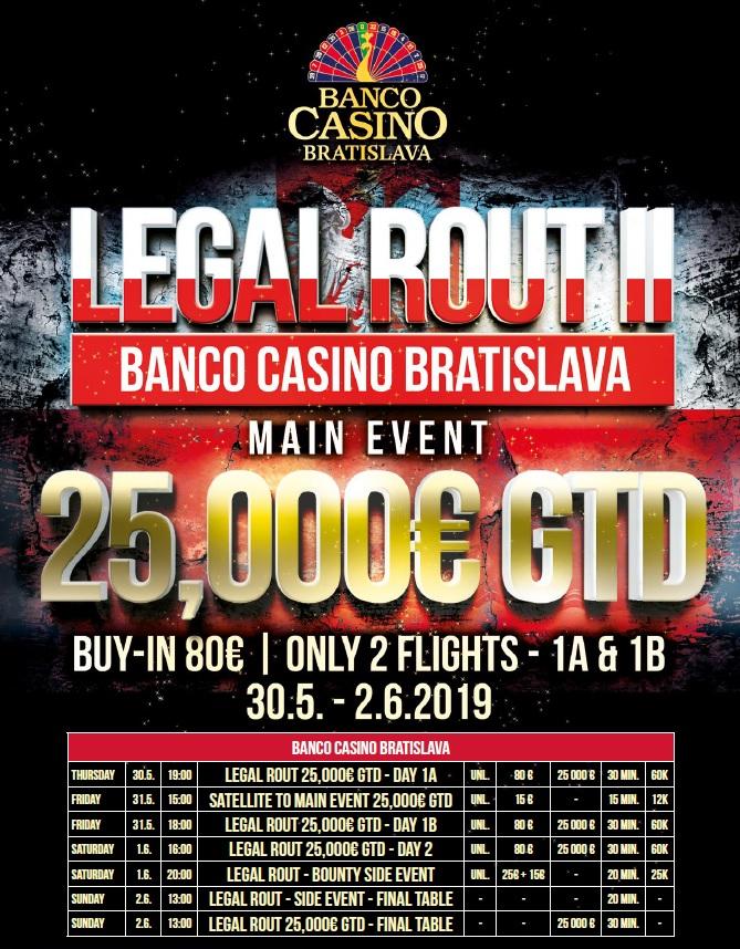 LegalRout25000GTD