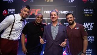 PokerStars UFC Ambassadors