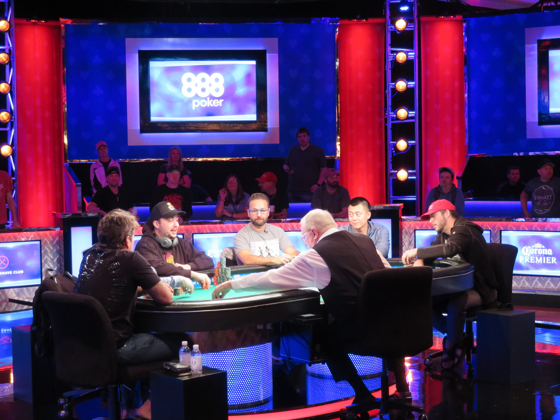 WSOP 2019 Event #2 Final Table 004