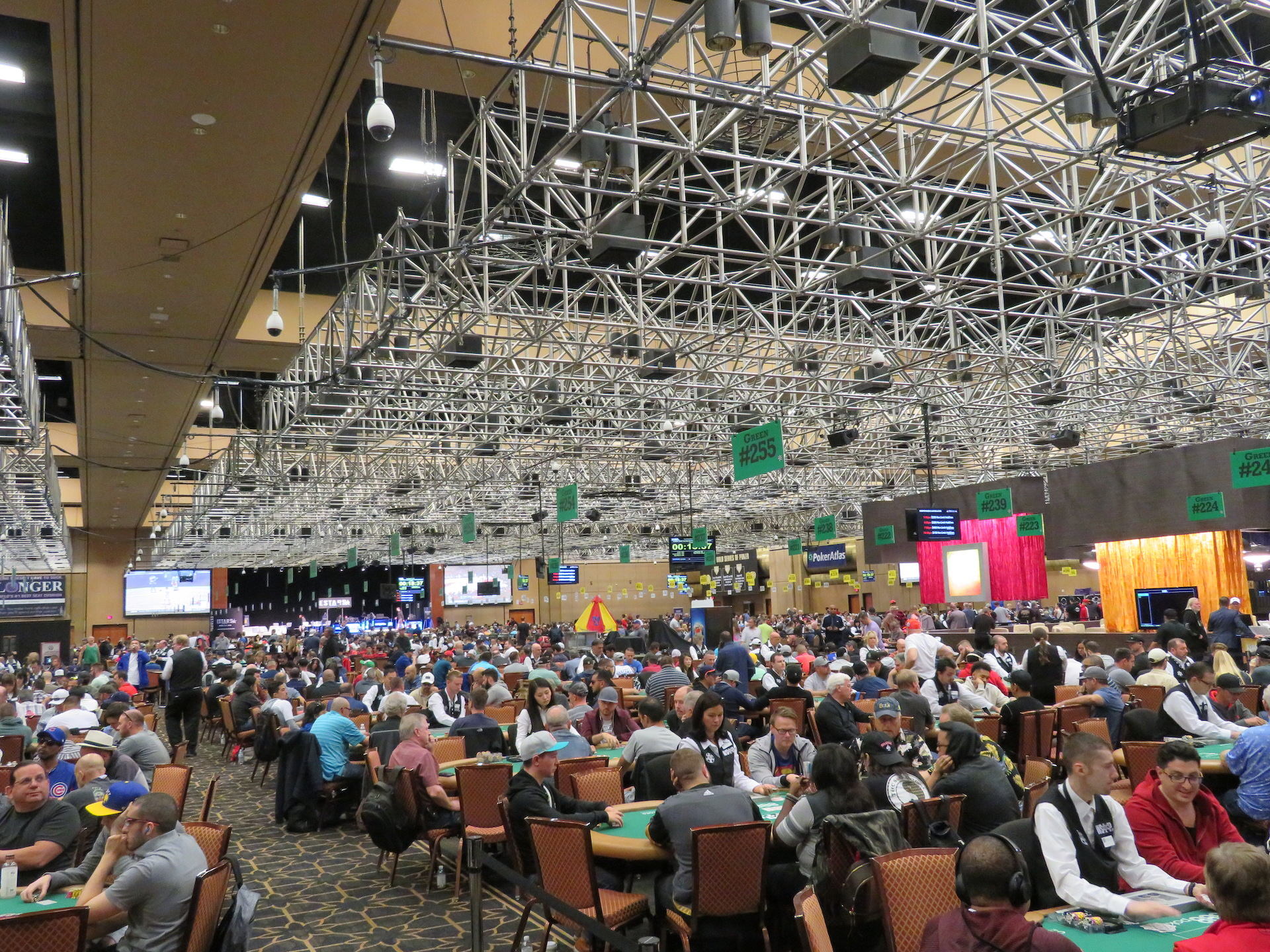 WSOP 2019 Event #3 Big50 004