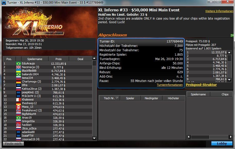 XL Inferno 33