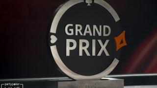 partypoker Grand Prix Germany Trophy