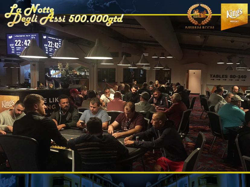 Kings Poker Room