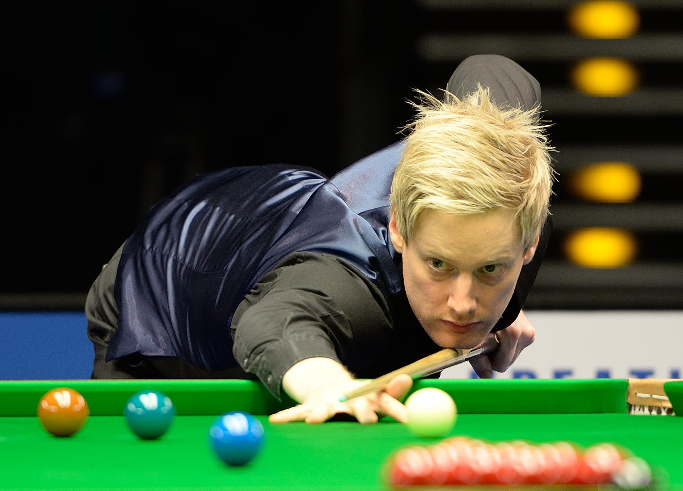 Snooker Halbfinale