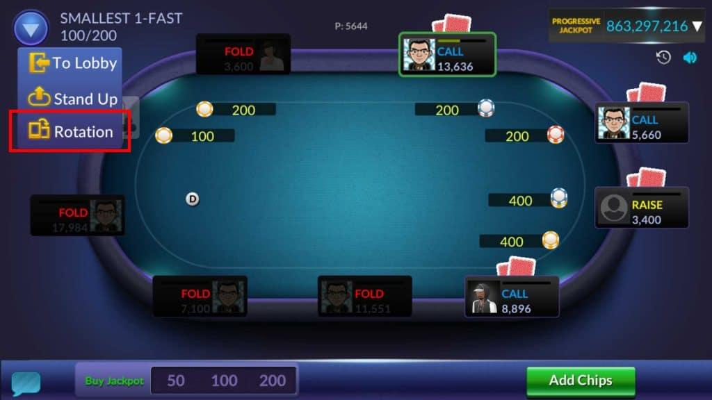 Bovada ignition poker