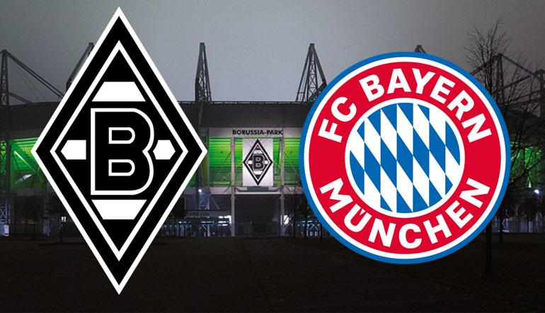 Gladbach Gegen Bayern