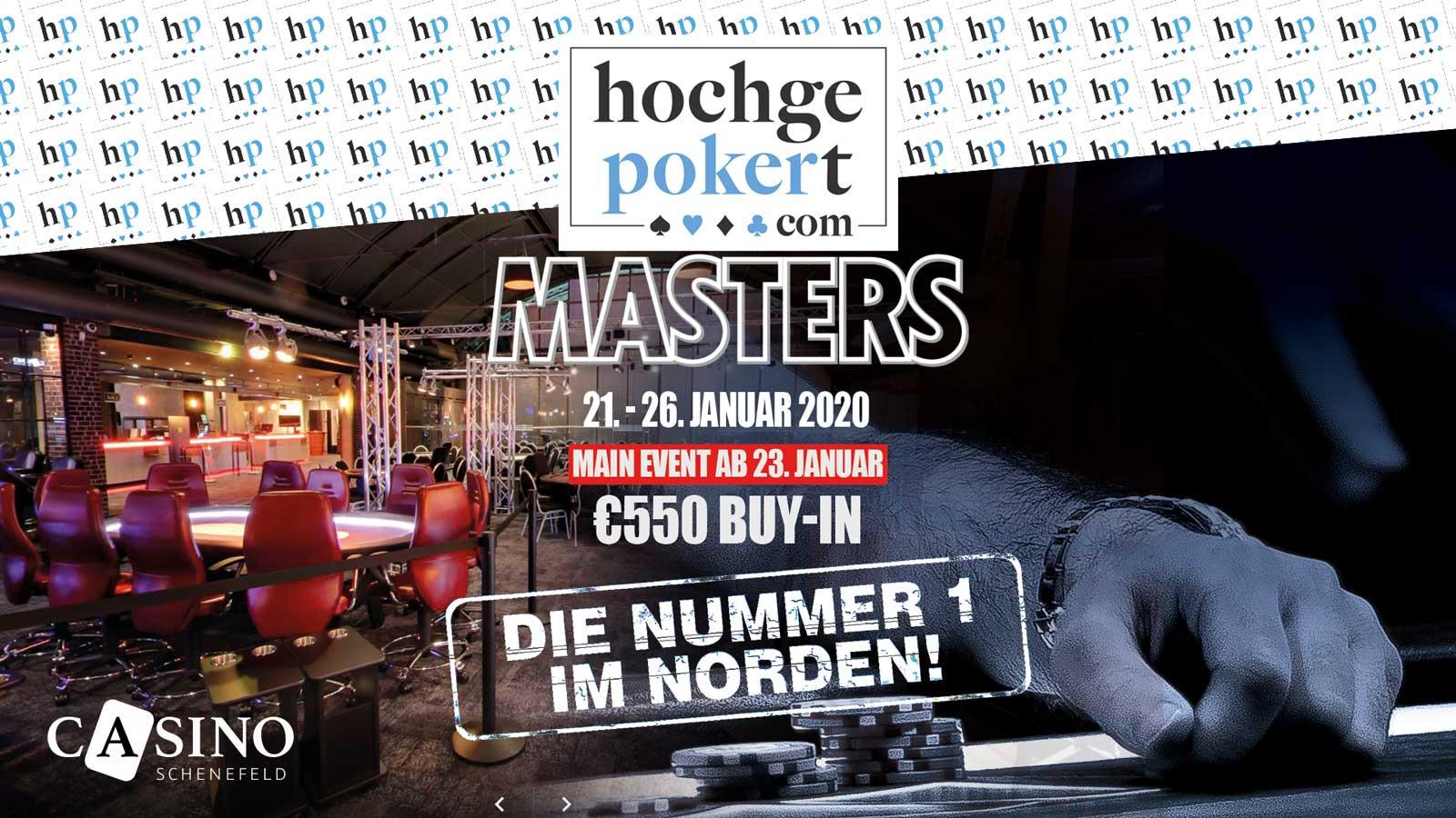 Hochgepokert Masters 2020