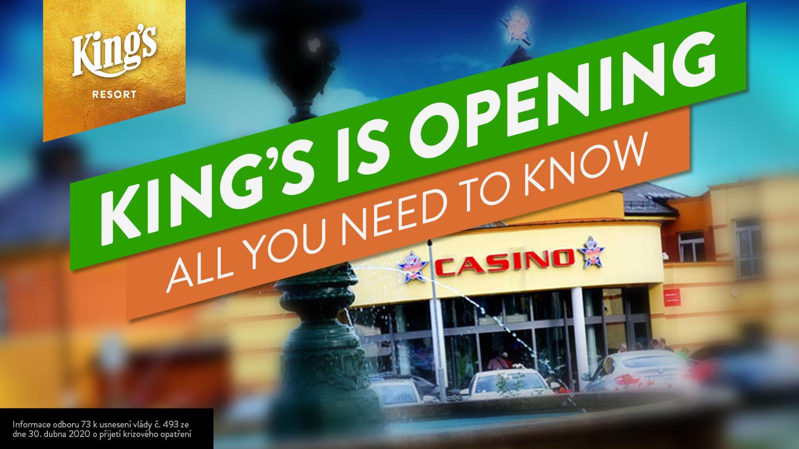 casinos wieder geöffnet