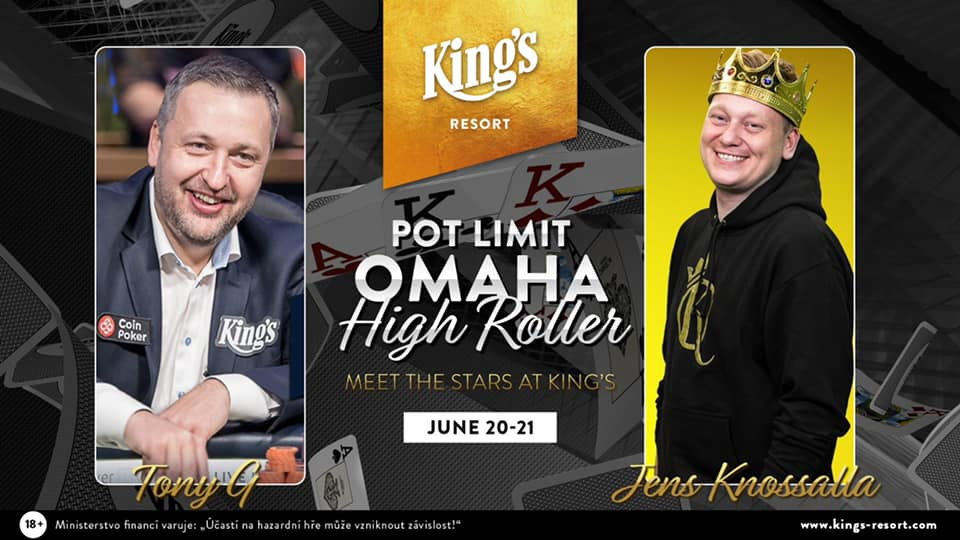 King`s PLO High Roller