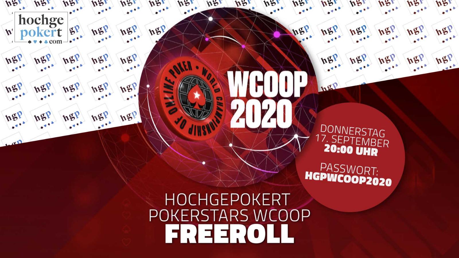Pokerstars Passwörter Für Freerolls