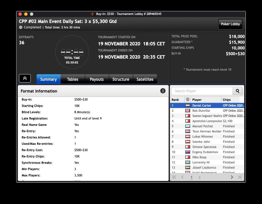 eigenes poker online turnier spielgeld