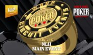 WSOPC Main Event: Um 14 Uhr starten wir mit dem Liveblog zum Ring Event #17