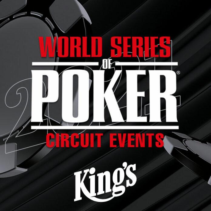 World Series of Poker Circuit Event 2021 King´s Resort